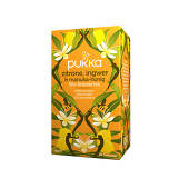 Produktbild Pukka Zitrone, Ingwer, Manuka-Honig Tee