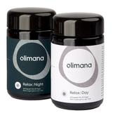Produktbild Olimana Relaxkapseln Tag & Nacht