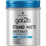 Produktbild GOT2B Paste Strand-Matte Surfer Look