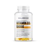 Produktbild Vitamin D3 Balasense 1000 IE