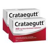 Produktbild Crataegutt 450 mg Herz-Kreislauf-Tabletten
