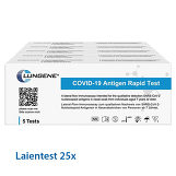 Produktbild CLUNGENE Covid-19 Corona Antigen Selbsttest Nasentest