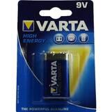 Produktbild Batterien E Block 6 LR 61 9V 4922 Varta High