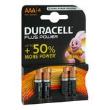 Produktbild Batterien Micro LR 03 AAA MN2400 Duracell Plus