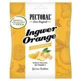 Produktbild Pectoral Ingwer Orange Bonbons zuckerfrei