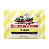 Produktbild Fishermans Friend Lemon ohne Zucker Pastillen