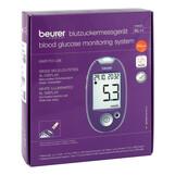 Produktbild Beurer Blutzuckermessgerät GL 44 mmol / l lila