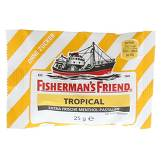 Produktbild Fishermans Friend Tropical ohne Zucker Pastillen