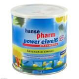 Produktbild Hansepharm Power Eiweiß plus Vanille Pulver