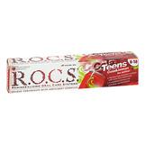Produktbild Rocs Teens Cola + Zitrone Zahnpasta