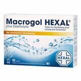 Produktbild Macrogol Hexal plus Elektrolyte Pulver