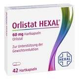 Produktbild Orlistat Hexal 60 mg Hartkapseln