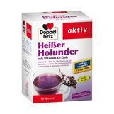 Produktbild Doppelherz Heißer Holunder mit Vitamin C+Zink Granulat