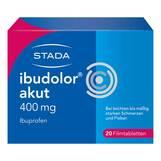 Produktbild Ibudolor akut 400 mg Filmtabletten