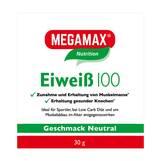 Produktbild Eiweiss 100 Neutral Megamax Pulver