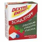 Produktbild Dextro Energy Schulstoff Waldfrucht Täfelchen