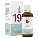 Produktbild Biochemie Pflüger 19 Cuprum arsenic.D 6 Tropfen