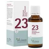 Produktbild Biochemie Pflüger 23 Natrium bicarbon.D 6 Tropfen