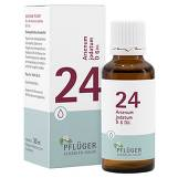 Produktbild Biochemie Pflüger 24 Arsenum jodatum D 6 Tropfen