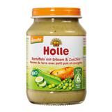 Produktbild Holle Kartoffeln mit Erbsen und Zucchini