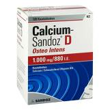 Produktbild Calcium Sandoz D Osteo intens Kautabletten