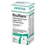 Produktbild Ibuflam Kindersaft 2% gegen Fieber und Schmerzen Suspension