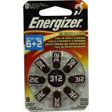 Produktbild Energizer Hörgerätebatterie 312