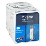Produktbild Contour next Sensoren Teststreifen Emra-Med