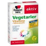 Produktbild Doppelherz Vegetarier Vitamine+Mineralstoffe Tabletten