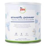Produktbild For You Eiweiß Power Pur
