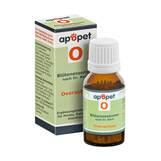 Produktbild Apopet O Overactive Blütenessenzen n.Dr. Bach Globuli