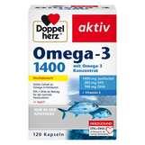 Produktbild Doppelherz Omega-3 1.400 Kapseln