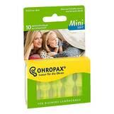 Produktbild Ohropax mini soft Schaumstoff Stöpsel