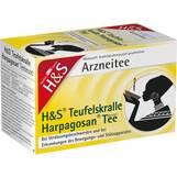 Produktbild H&S Teufelskralle Harpagosan-Tee Filterbeutel