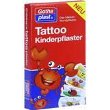 Produktbild Tattoo Kinderpflaster 25x57 mm