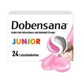 Produktbild Dobensana Junior 1,2 mg / 0,6 mg Lutschtabletten