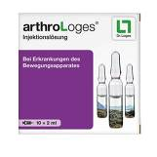 Produktbild ArthroLoges Injektionslösung Ampullen