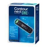 Produktbild Contour Next One Blutzuckermessgerät Set mmol / l