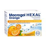 Produktbild Macrogol Hexal Orange Pulver zur Herstellung einer Lösung zum Einnehmen Beutel