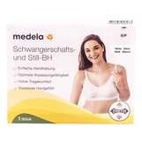 Produktbild Medela Schwangerschafts- und Still-BH S weiß