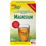 Produktbild Apoday Magnesium Mango-Maracuja zuckerfrei Pulver