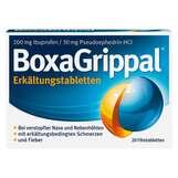 Produktbild Boxagrippal Erkältungstabletten 200 mg / 30 mg