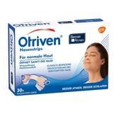 Produktbild Otriven Besser Atmen Nasenstrips groß beige