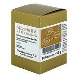 Produktbild Vitamin B6 + B12 + Folsäure N Kapseln