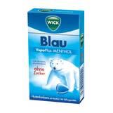 Produktbild WICK BLAU Menthol Bonbons ohne Zucker Clickbox