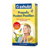 Produktbild Zirkulin Propolis Husten-Pastillen