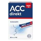 Produktbild ACC direkt 600 mg Pulver zum Einnehmen im Beutel