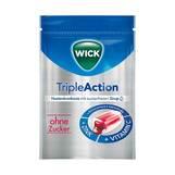 Produktbild WICK Tripleaction Menthol & Cassis Bonbons ohne Zucker