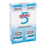 Produktbild Syneo 5 Antitranspirant Reise-Packung Tücher
