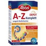 Produktbild Abtei A-Z Komplett Tabletten
